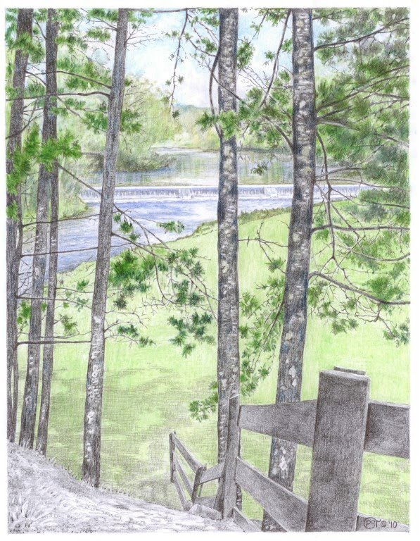 Augusta County Dam