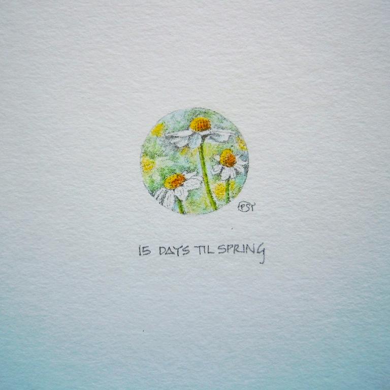 15 Days Til Spring