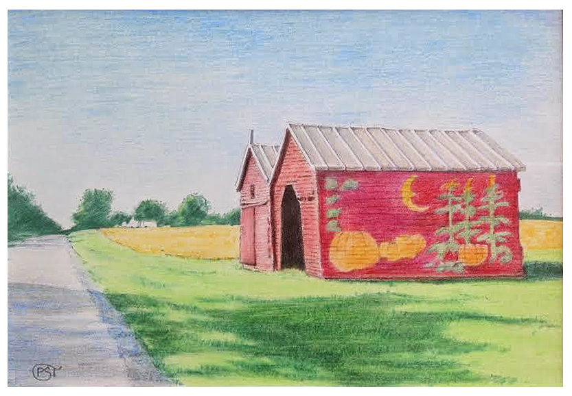 Rt 11 Red Barns