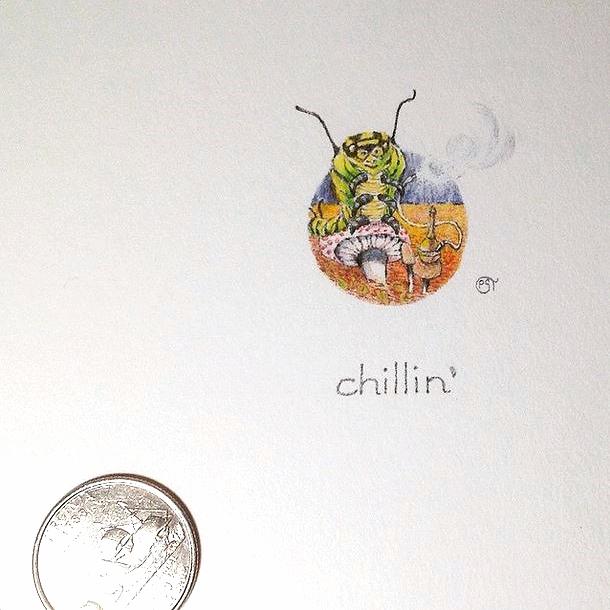 Chillin