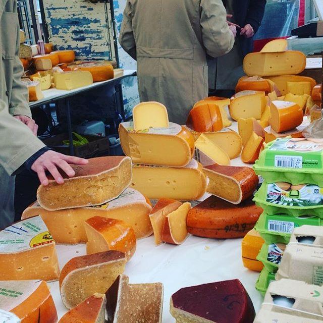 Market cheese is good 🧀 #dutchscoop #dutchcheese