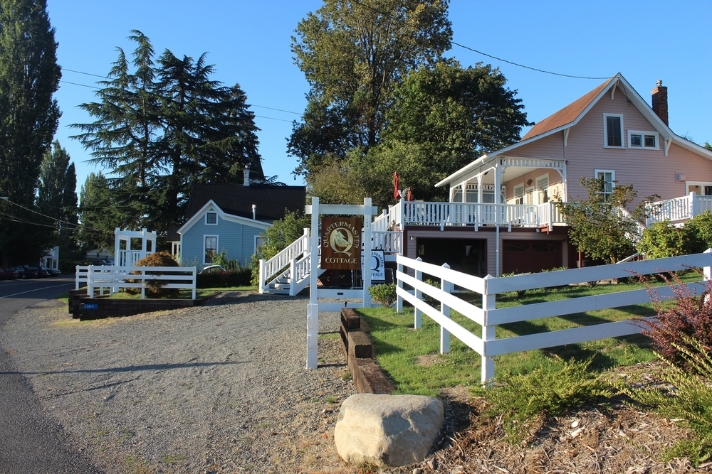 About the Quartermaster Cottage