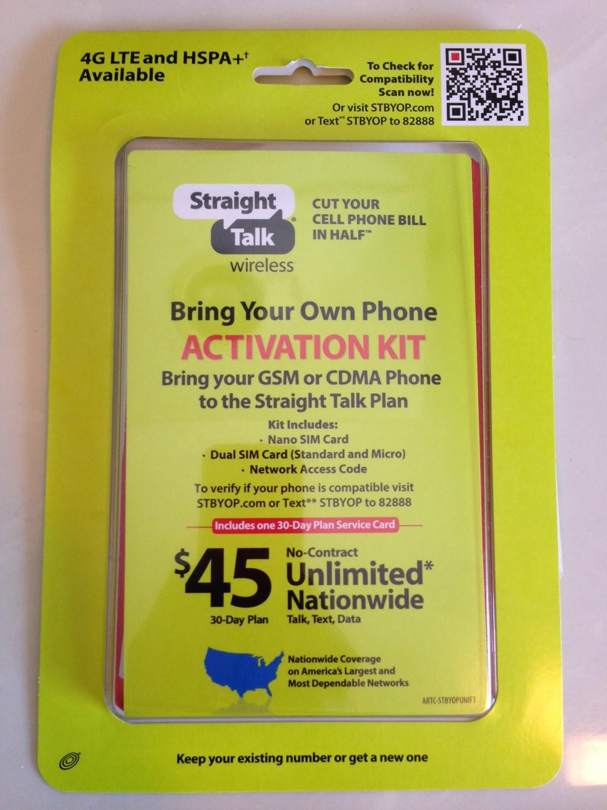 Straight Talk vs Cricket Wireless: two prepaid plans that