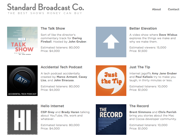 how to make money from itunes podcast