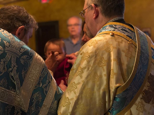 Come and see!! St. Basil's Mission, join us for vespers Saturday at 6pm!
