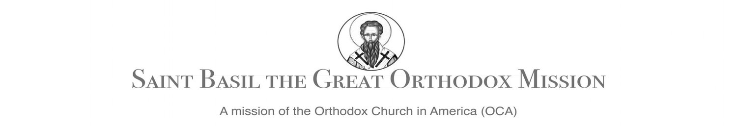 Saint Basil the Great Orthodox Mission