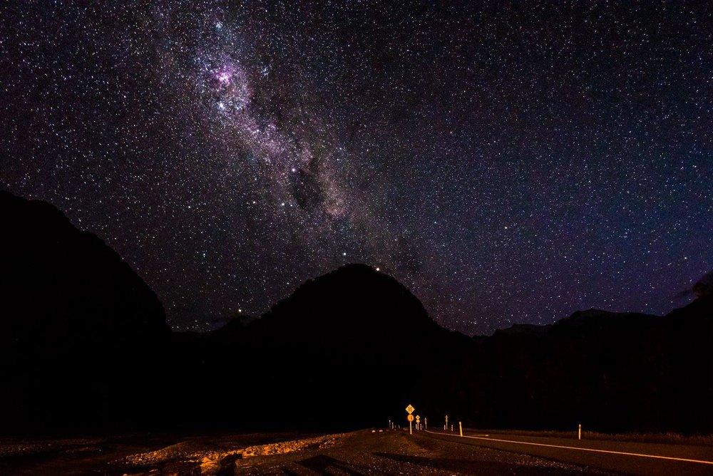 I  mage Credit: Franz Josef, New Zealand, Karan Mankodi.