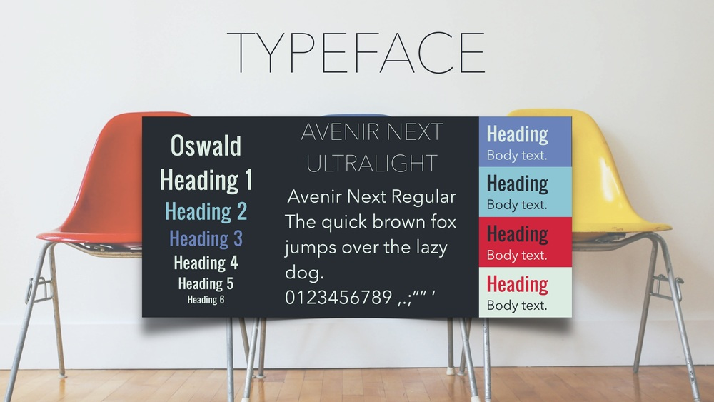 Type Guidelines
