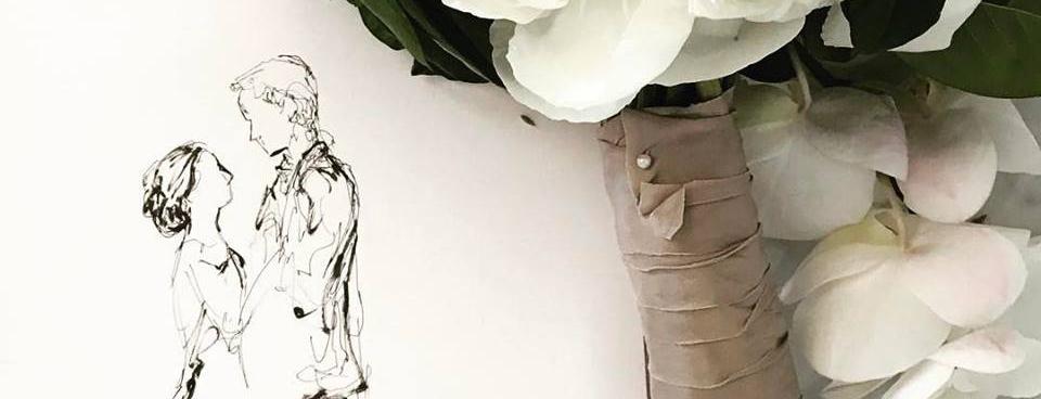 Wedding sketches -