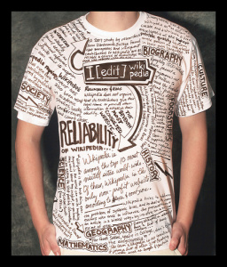 """Wikipedia: T-Shirt"" by Quartermane, Flickr Creative Commons"