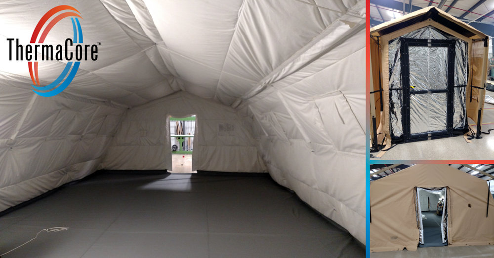 Insulated liners for tents allow a tent not only to retain heat in cold weather climates but also are instrumental in keeping heat from raising the ... & Thermacore Insulation Liners: Protect Reduce and Save u2014 Celina ...