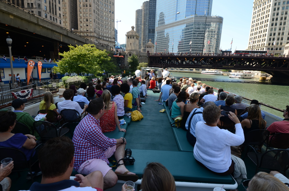 Chicago Architecture Foundation Walking Tour