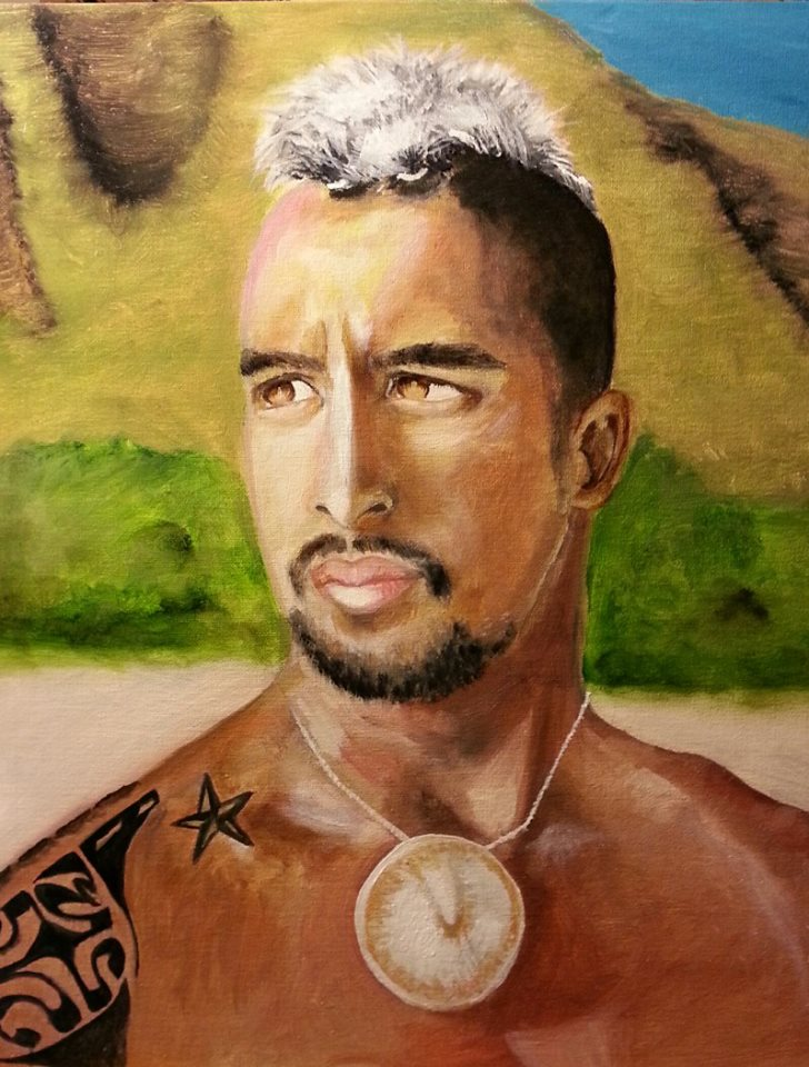 Hawaiian Kanaka Maoli