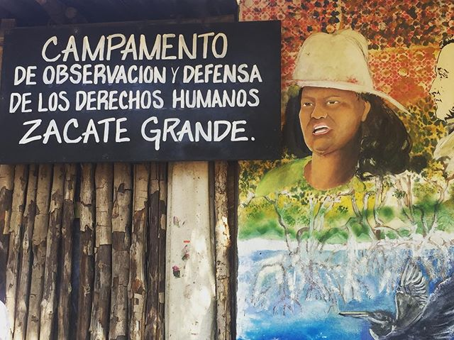 Berta Caceres. Always with us & present in communities & struggles across #Honduras. Murdered on March 2, 2016 by paramilitary forces working with internationally-financed dam company & Honduran government