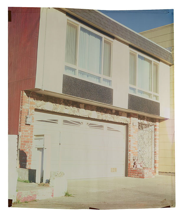137 Somerset , 2013 Camera Obscura Ilfochrome Photograph, Unique | 34 x 29 inches | HG12240