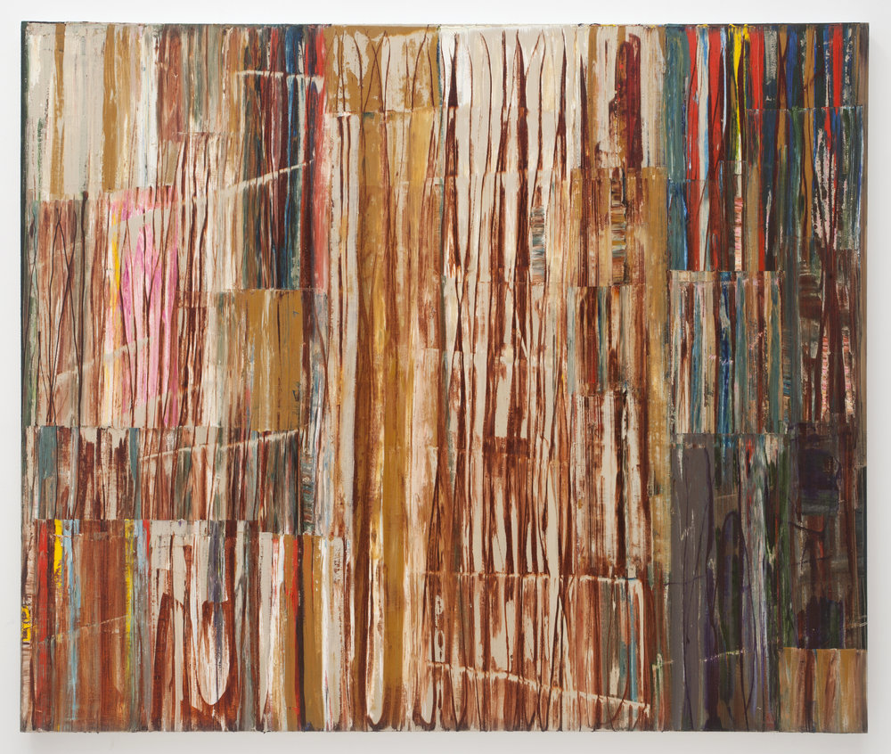 As It Is Now , 2017 Oil on canvas | 72 x 87 inches | HG13975