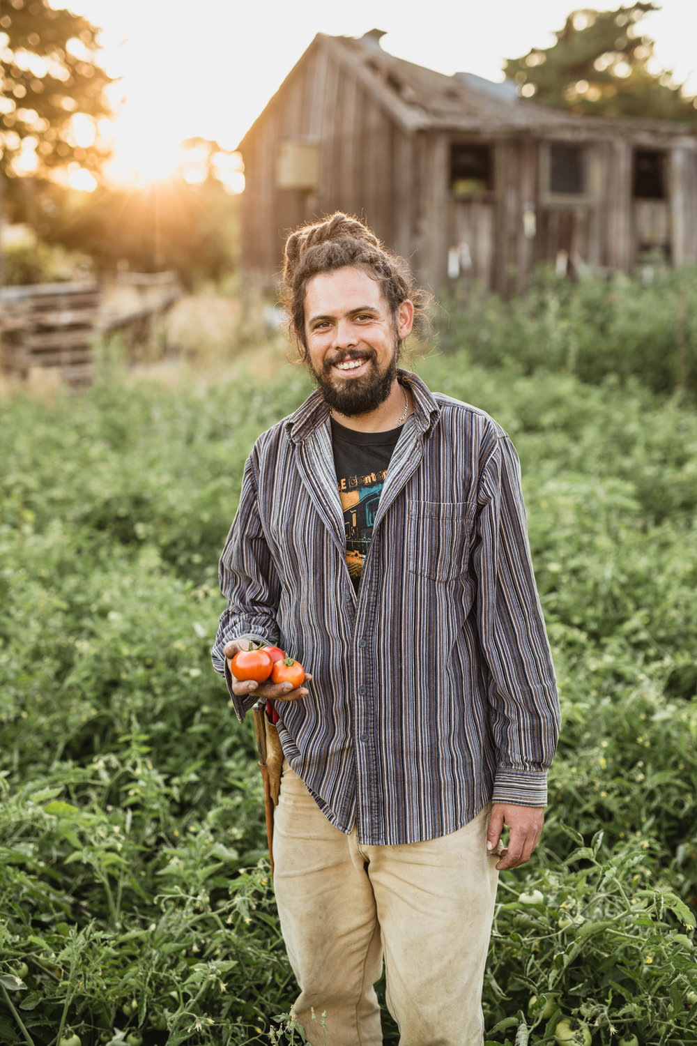 Mikel Edwards | Farmer