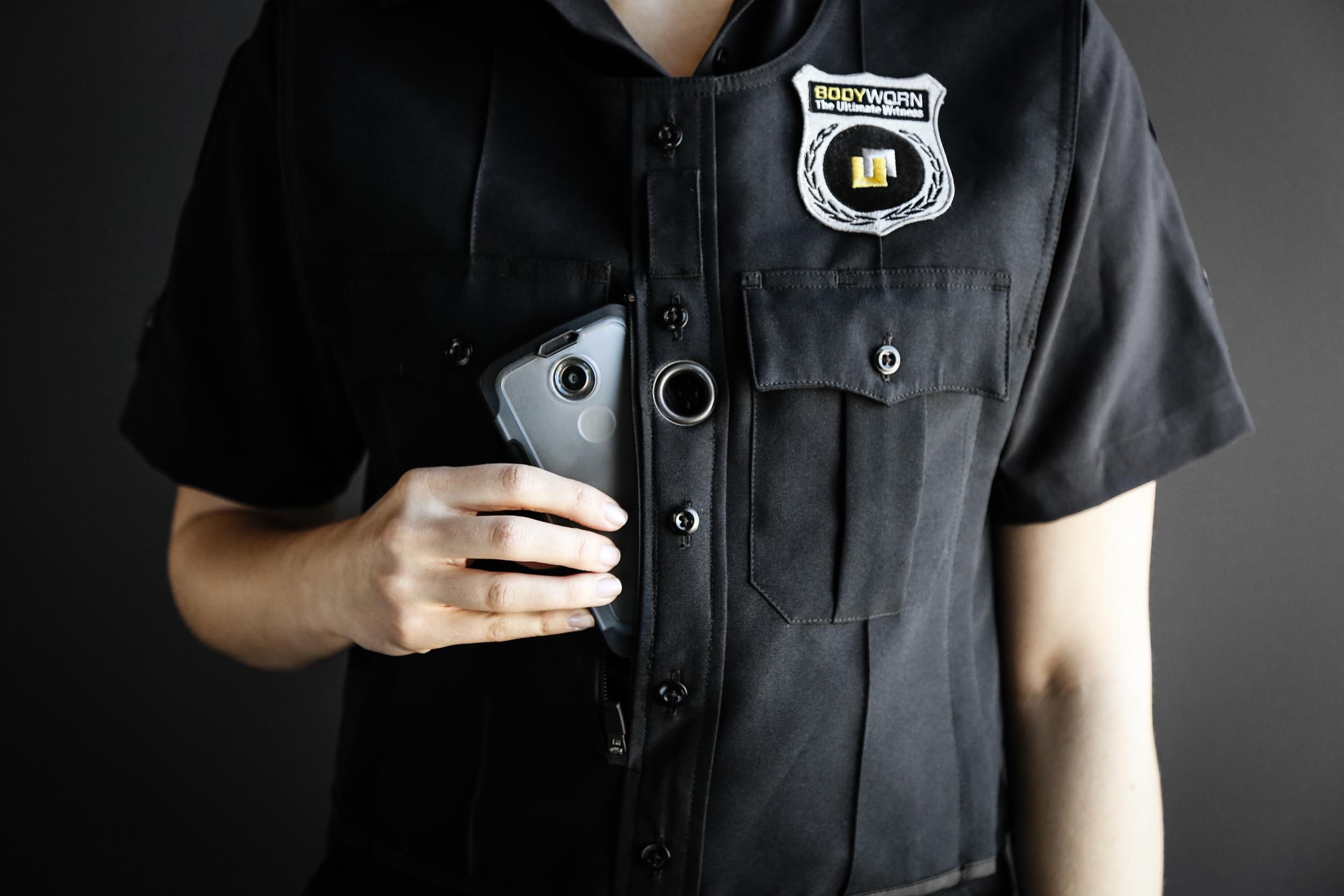 BodyWorn™ | Police Body Camera-How it works