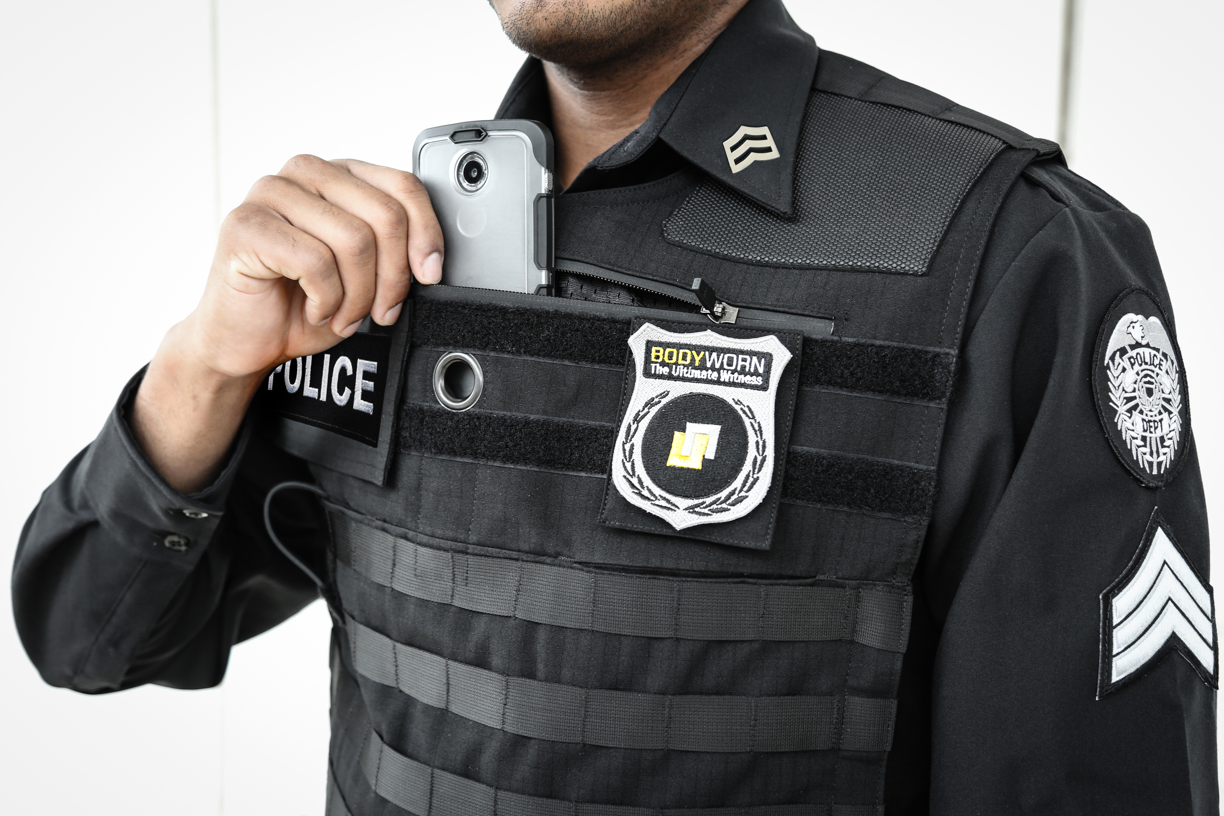 BodyWorn™ | Police Body Camera