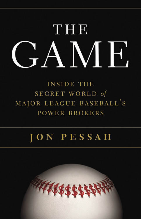8.  The Game     Jon Pessah, $33.00, HT, Little Brown & Company (May 5, 2015) 9780316185882