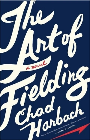 1.  The Art of Fielding    Chad Harbach, $19.49, TP, Little Brown & Company (May 1, 2012) 9780316126670