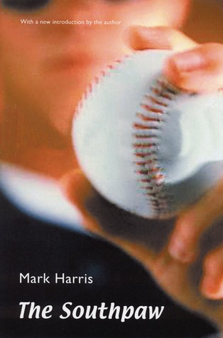 5.  The Southpaw    Mark Harris, $22.95, TP, Bison Books (December 1, 2003) 9780803273375