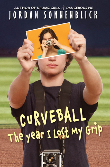 1.  Curveball: The Year I Lost My Grip    Jordan Sonnenblick, $18.19, HT, Scholastic Inc. (March 1, 2012) 9780545320696