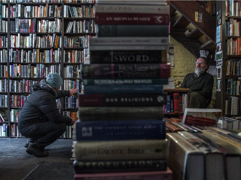 The World Bookstore, via  Montreal Gazette