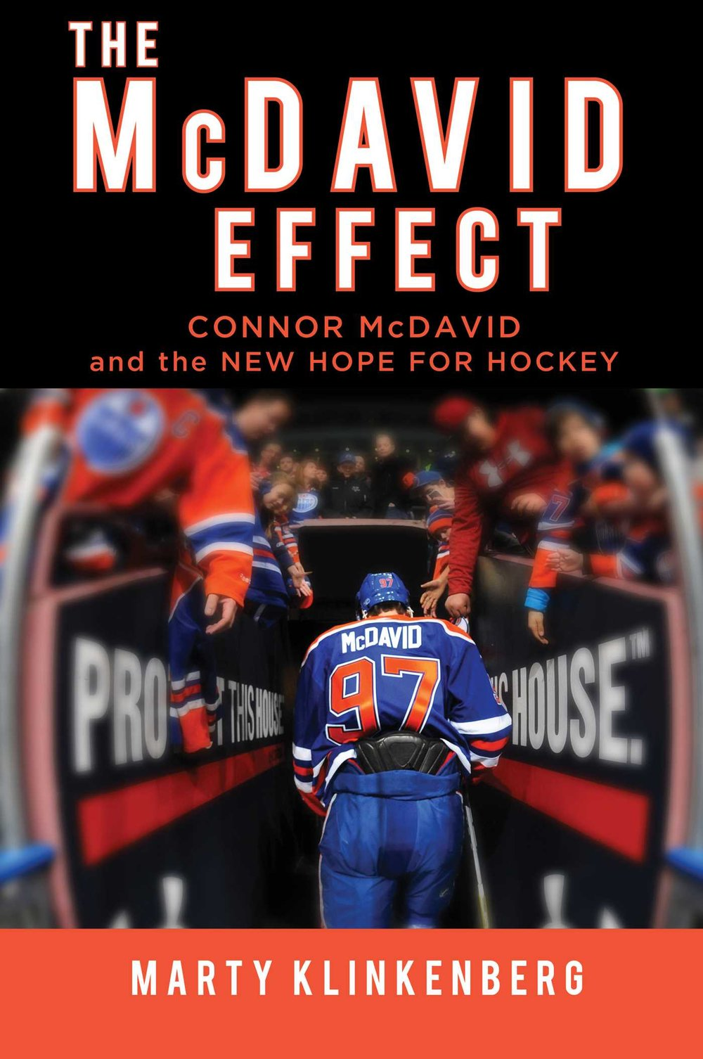 The McDavid Effect by Marty Klinkenberg