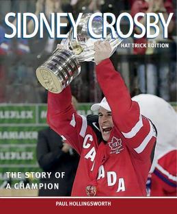 Sidney Crosby by Paul Hollingsworth