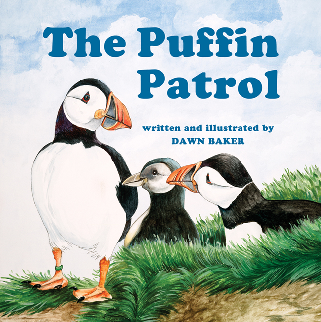 The Puffin Patrol by Dawn Baker