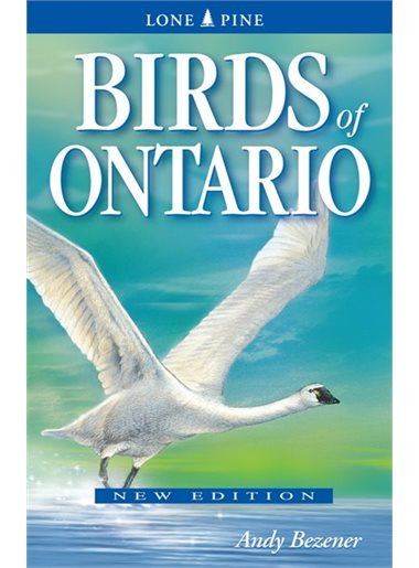 Birds of Ontario by Andy Bezener