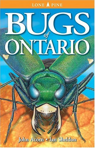 Bugs of Ontario by  John Harrison Acorn and Ian Sheldon