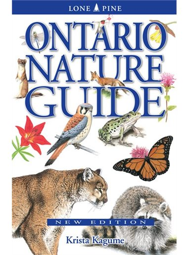 Ontario Nature Guide by Krista Kagume
