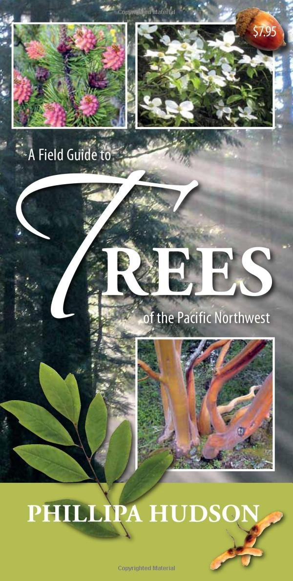 A Field Guide to Trees of the Pacific Northwest by Phillipa Hudson