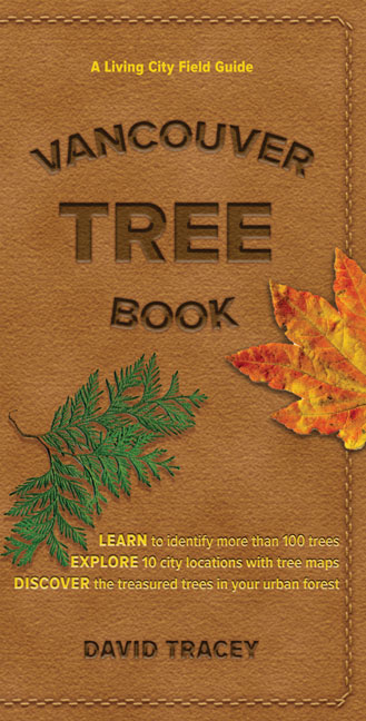 Vancouver Tree Book by David Tracey
