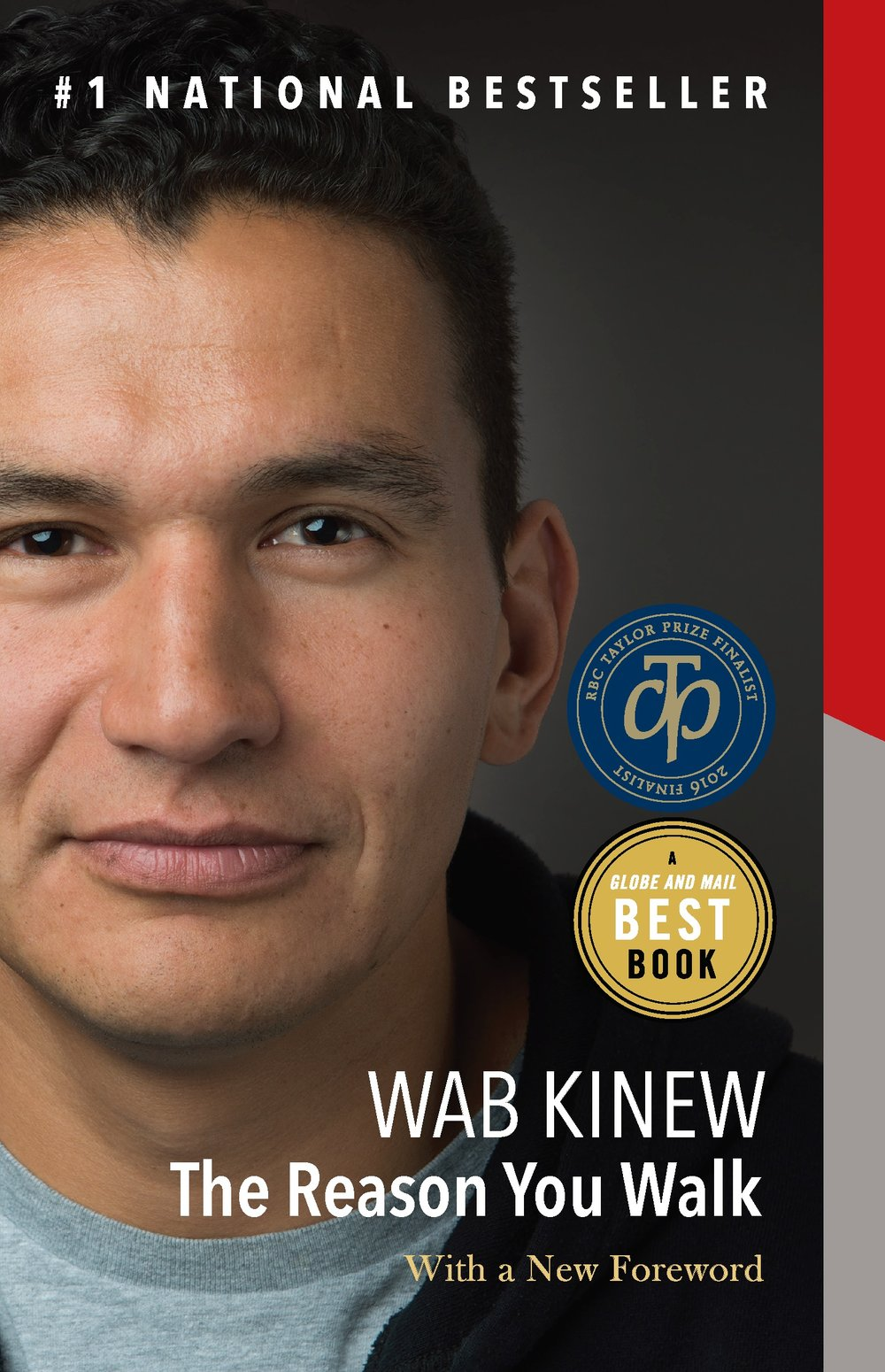 The Reason You Walk by Wab Kinew