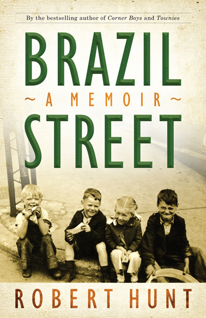 Brazil Street by Robert Hunt