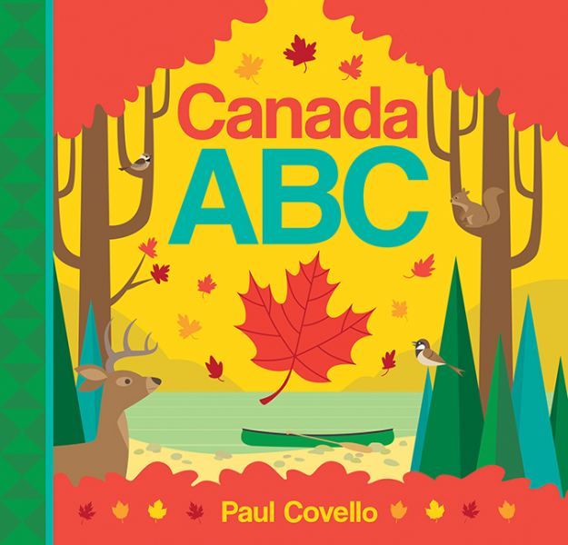 Canada ABC by Paul Covello