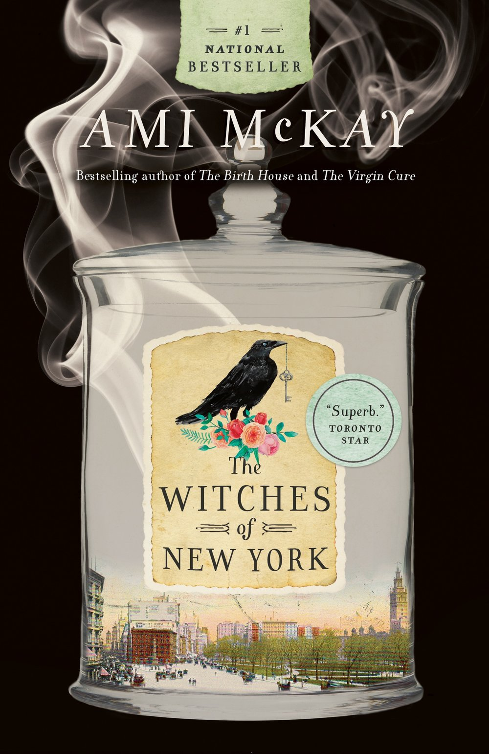 The Witches of New York by Ami McKay