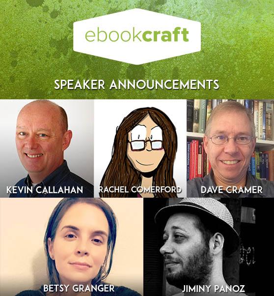 ebookcraft speaker photos.