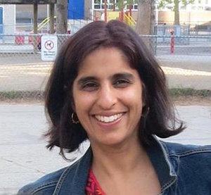 Photo of Anjula Gogia.