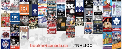 Celebrate The Nhl Centennial With The Top 100 Hockey Books Booknet