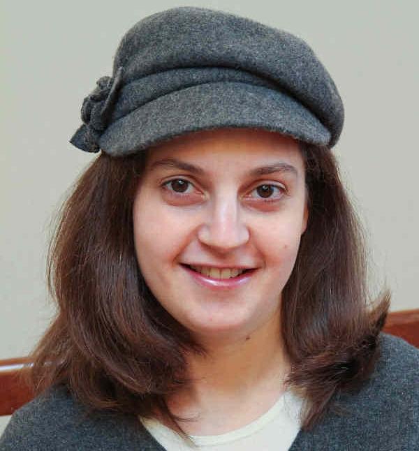 Photo of Tzviya Siegman.