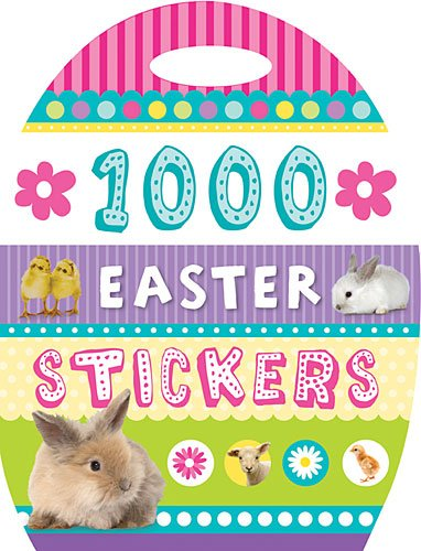 1000 Easter Stickers by Charlotte Stratford and Sarah Vince