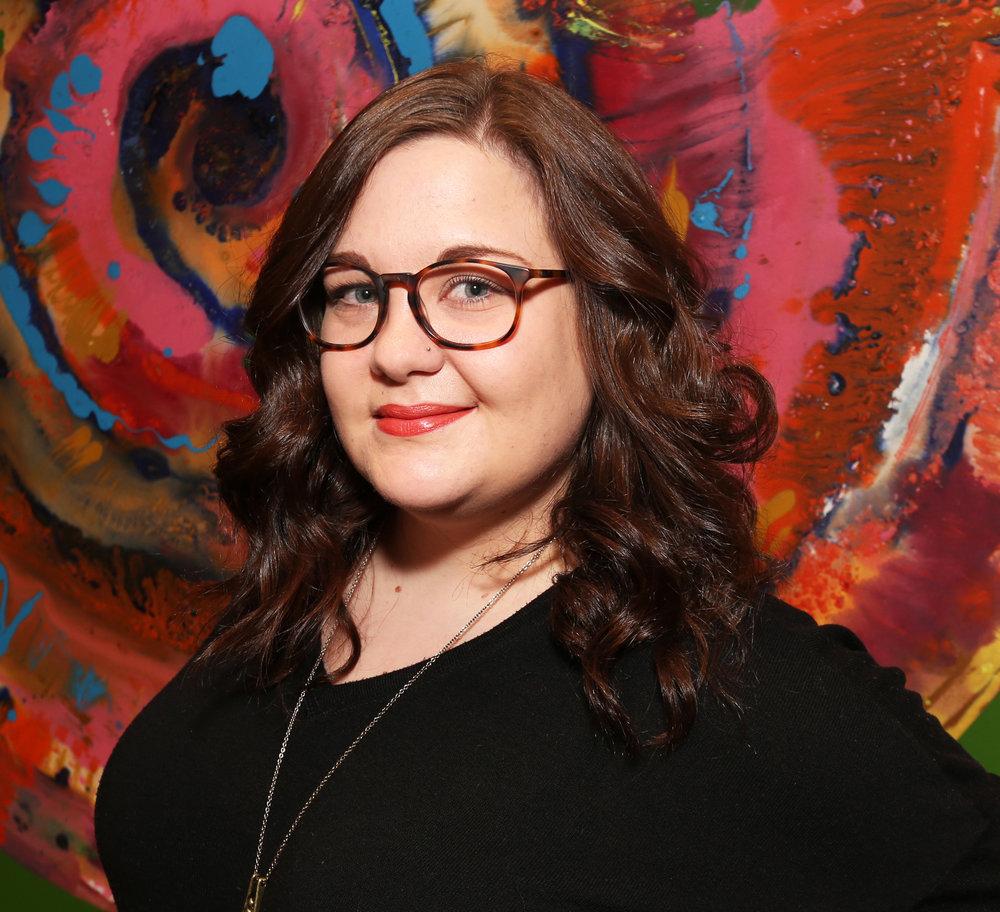 Photo of Monique Mongeon.