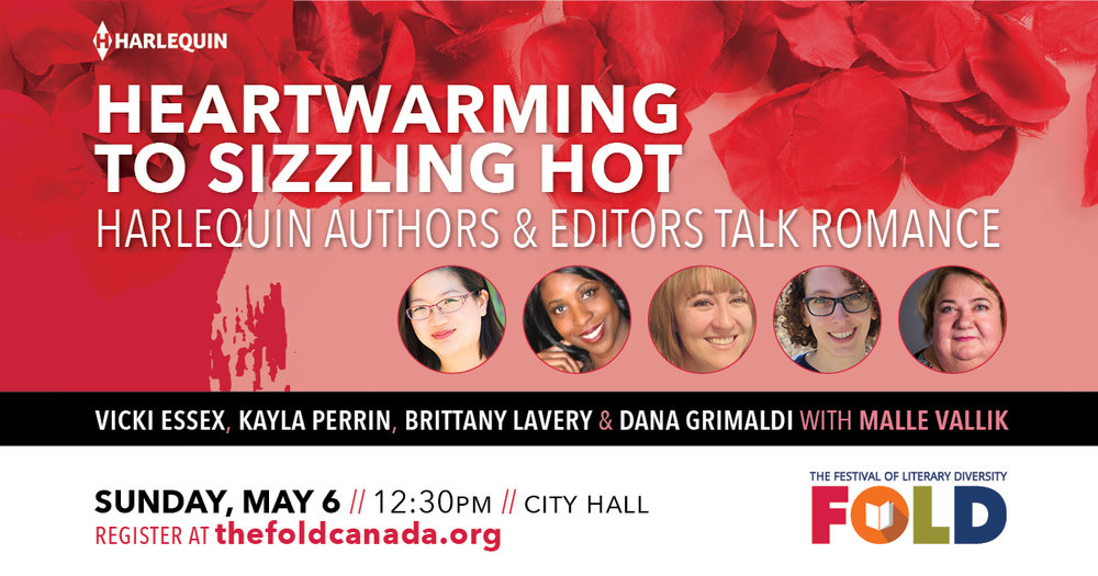 Heartwarming to Sizzling Hot - May 6 at 12:30 PM.