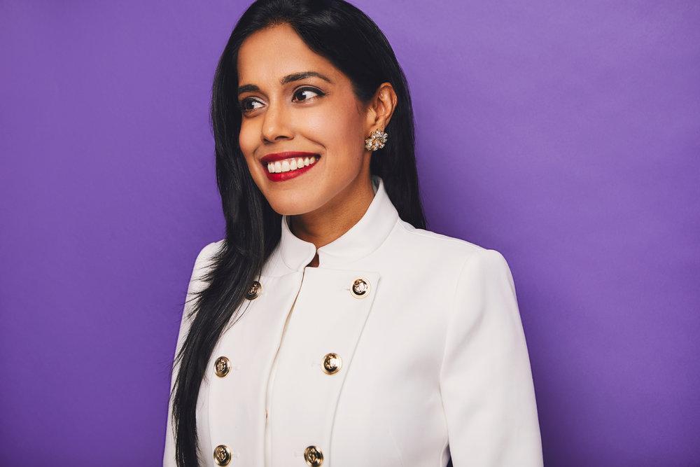 Photo of Ritu Bhasin.