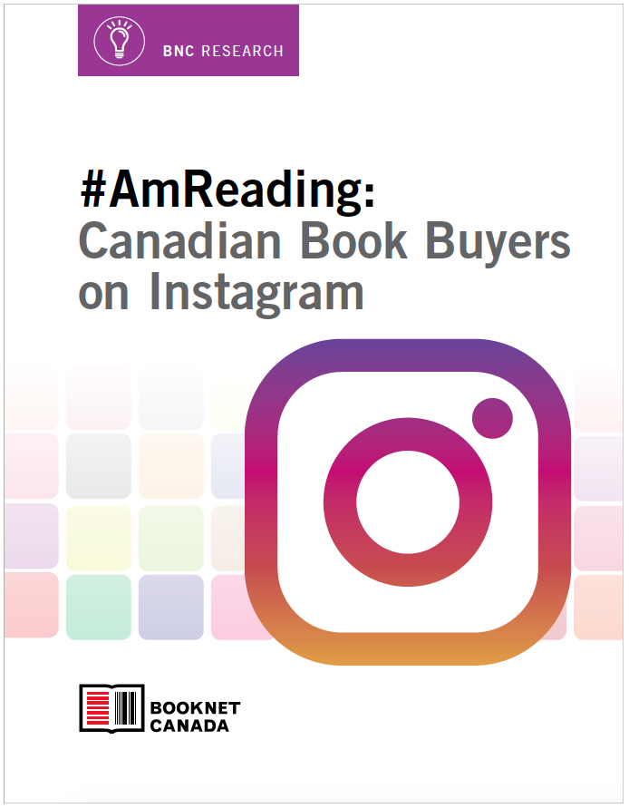 #AmReading: Canadian Book Buyers on Instagram