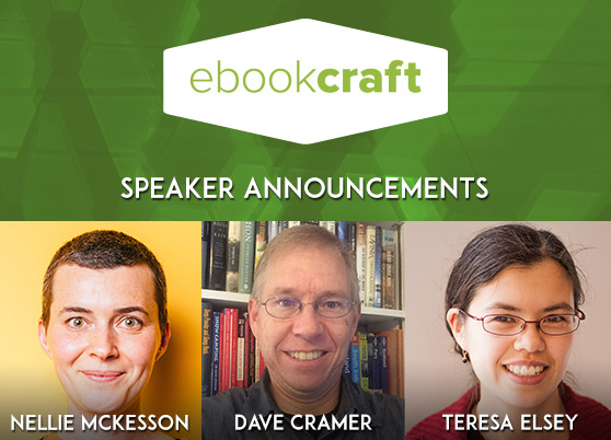 Image of ebookcraft speaker headshots.